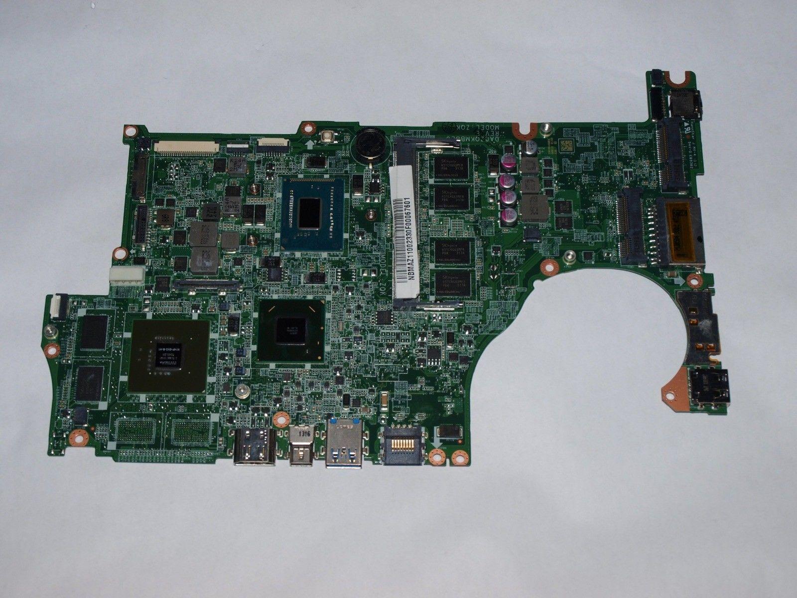 Main Acer V7-582