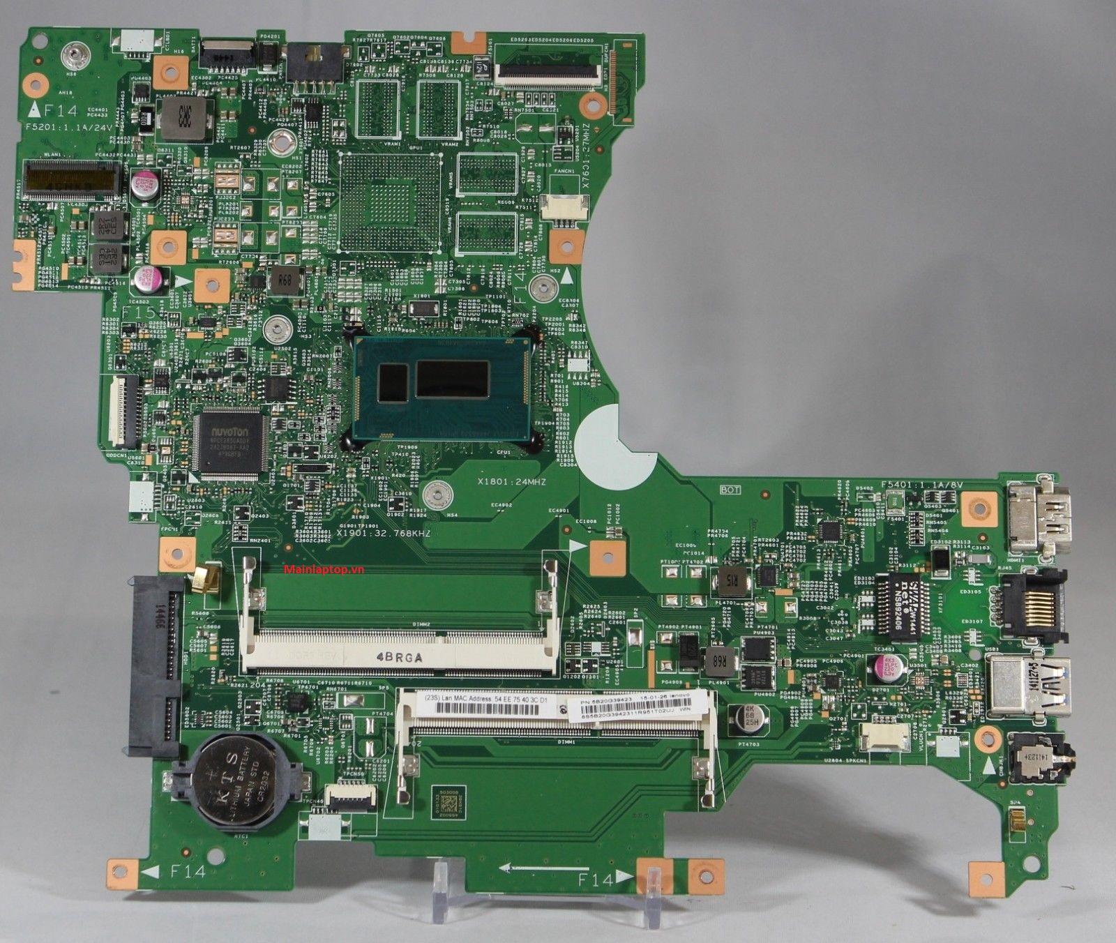 Main Lenovo Flex 2-15