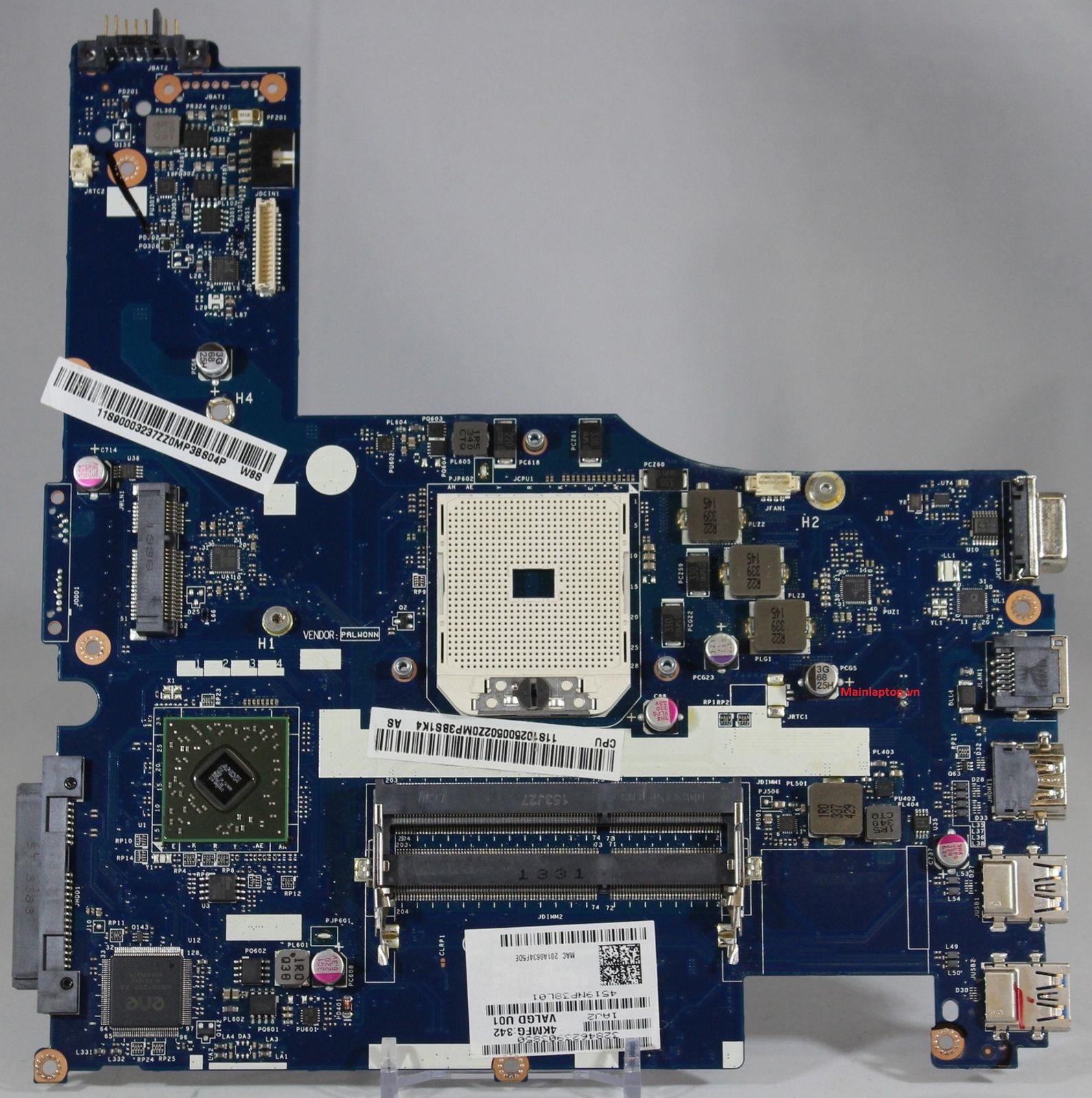 Main Lenovo G505s