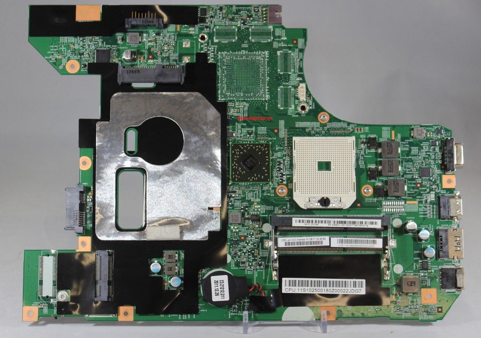 Main Lenovo IdeaPad z575