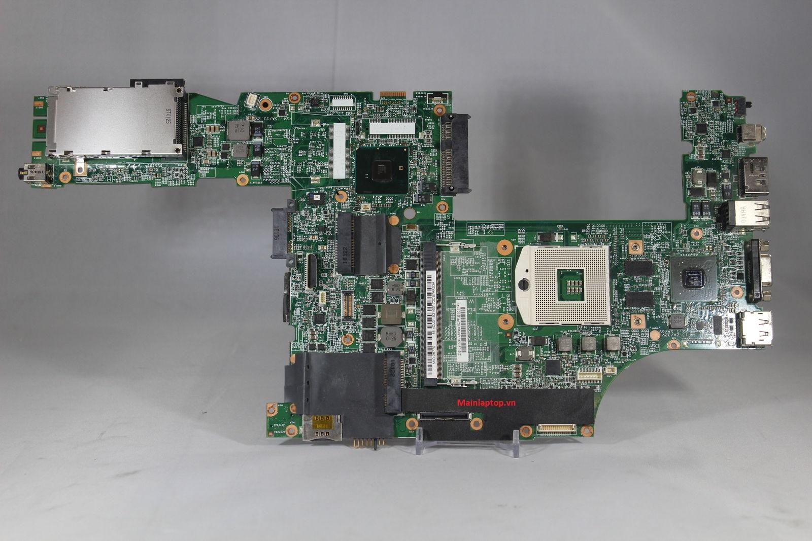 Main Levono Thinkpad T510