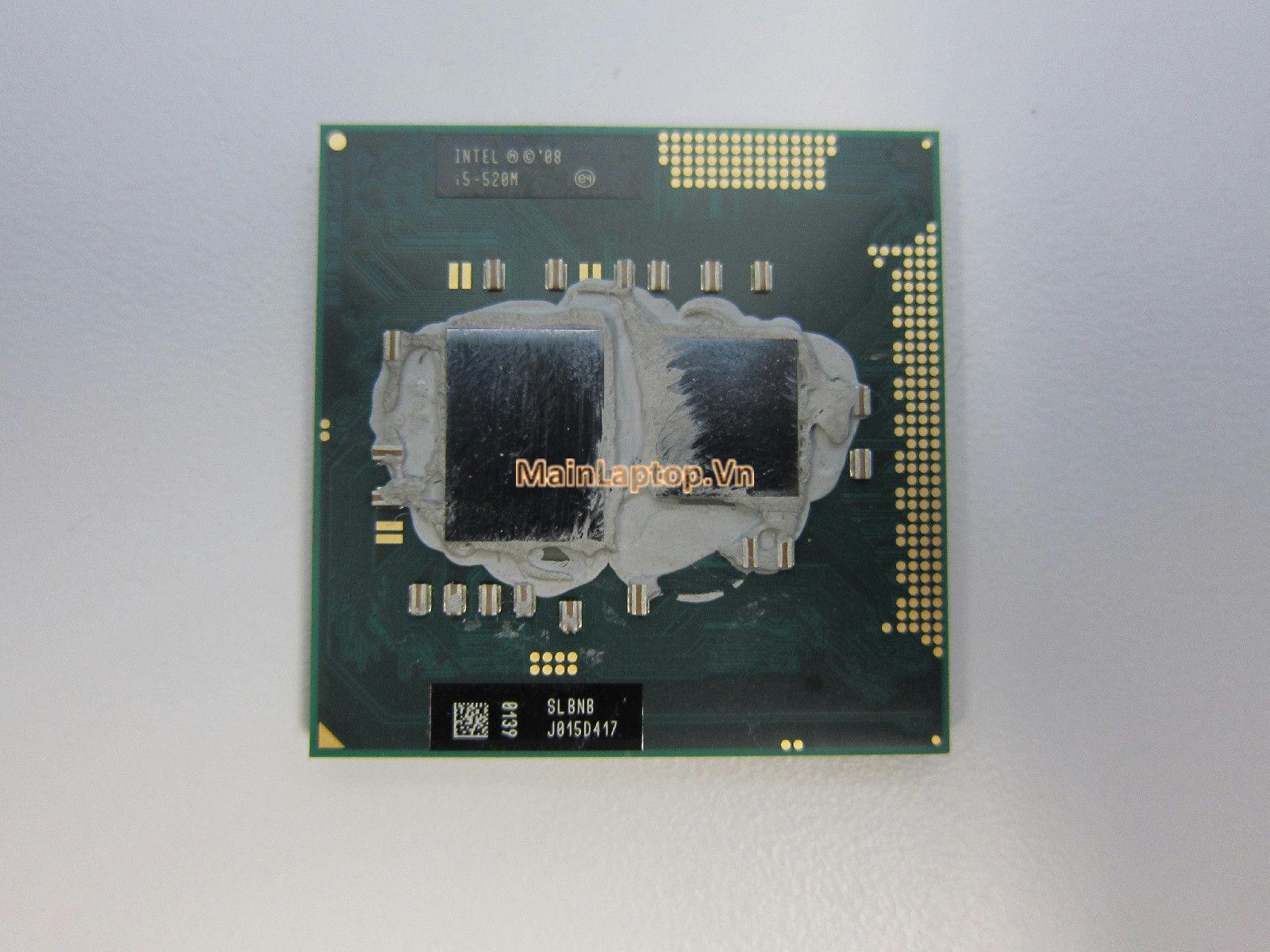 Nâng cấp thay thế CPU Laptop Thế hê 1 HM55 HM57 QM57