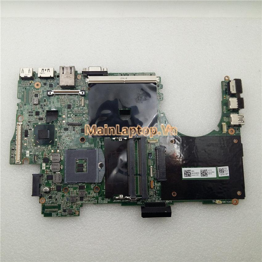 Main Dell Precision M4600
