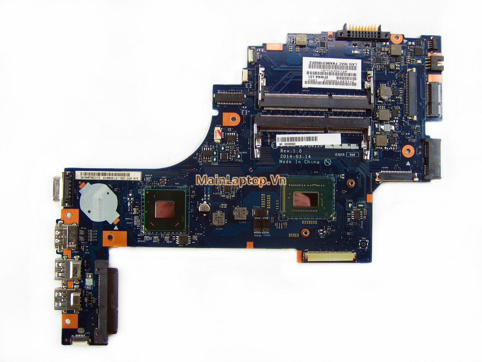 Main Toshiba Satellite C50-B C55-B