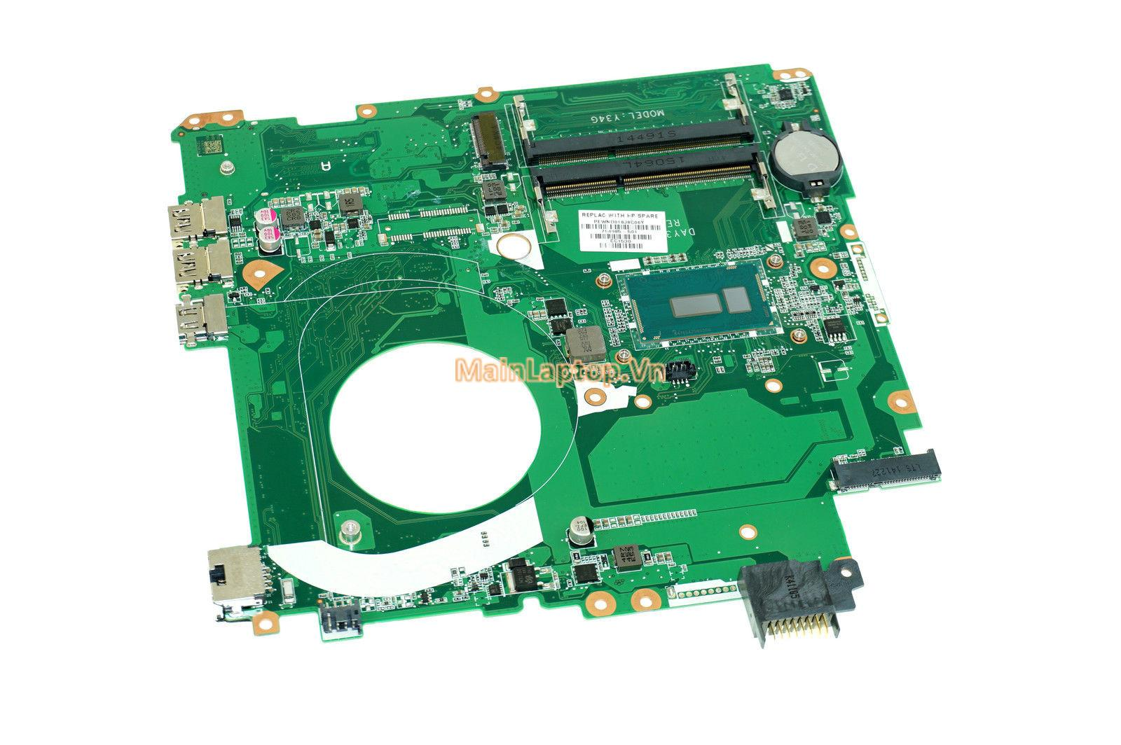 Main HP 15-V DAY34GMB6D0 REV:D