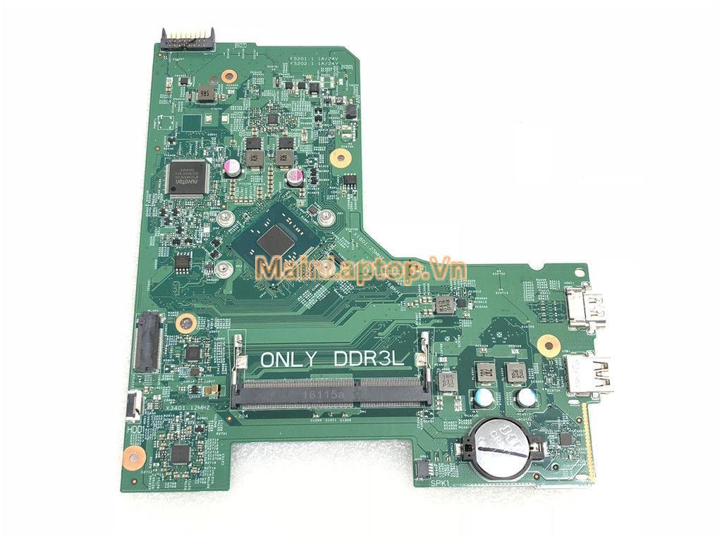 Main Dell 5452