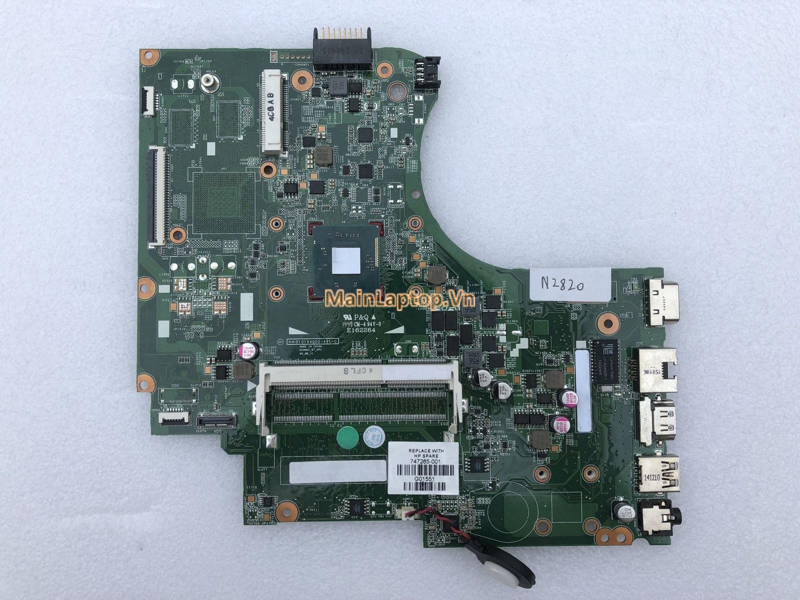 Main HP 246 G2