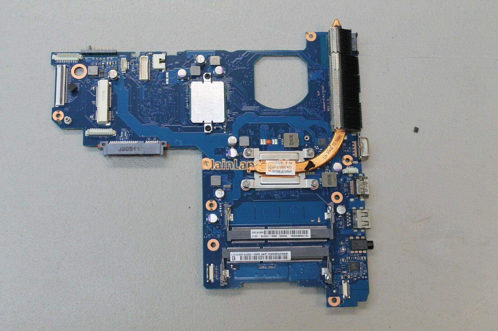 Main Samsung NP270E5E