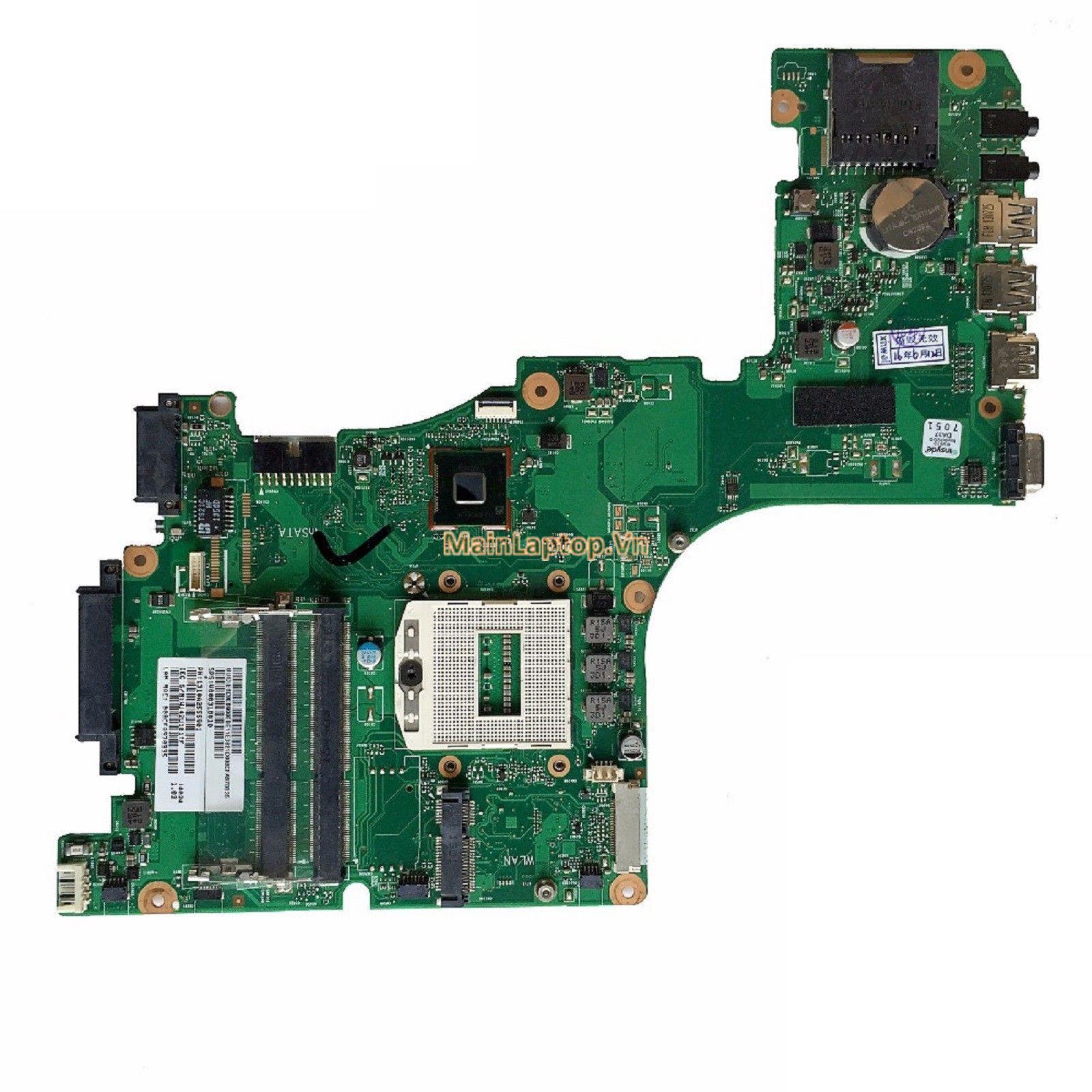 Main Toshiba L55-A L50-A L50T-A