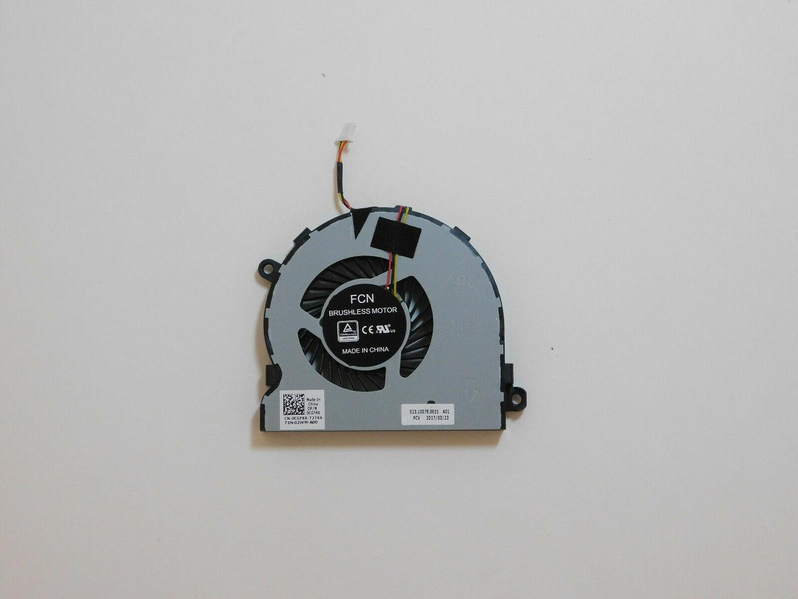 Quạt tản nhiệt Dell Inspiron 3576