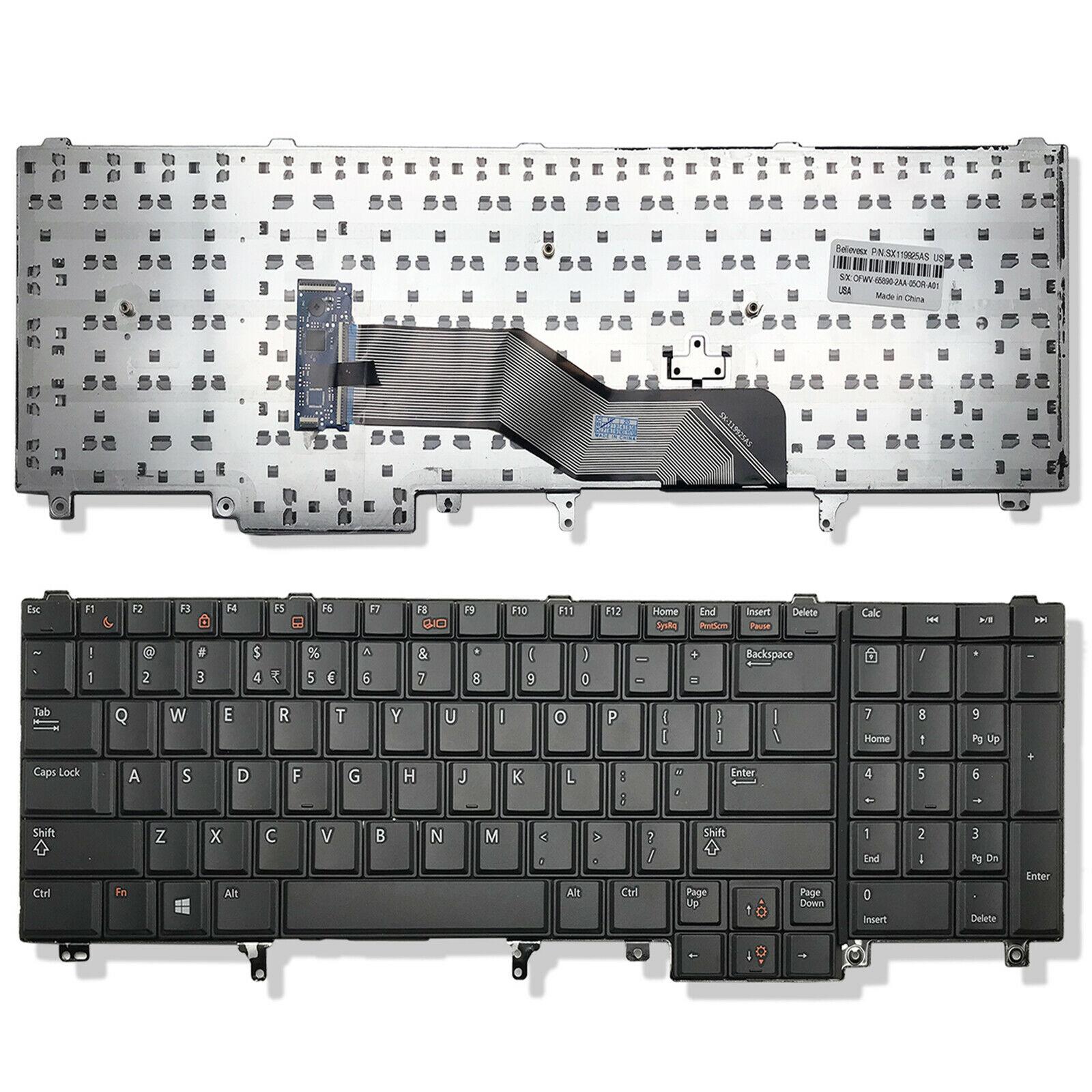 Bàn Phím Dell Precision M4700