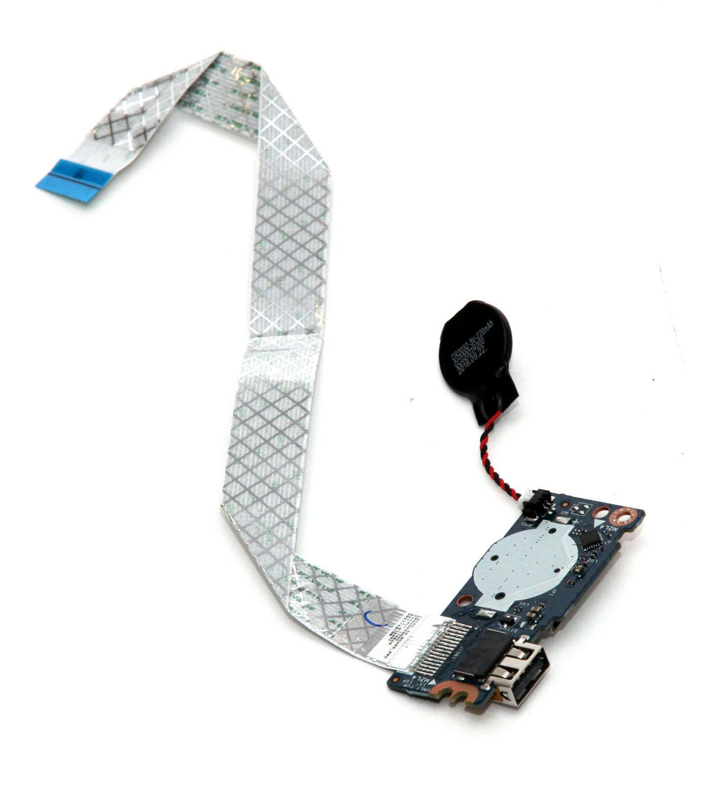 Board USB Jack Cmos Thẻ SD Dell Vostro 3581